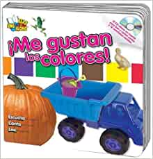 Amazon.com: ¡Me gustan los colores! (I Like Colors) Read