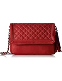 Famous By Payal Kapoor Women's Sling Bag (Red) (PKB94)