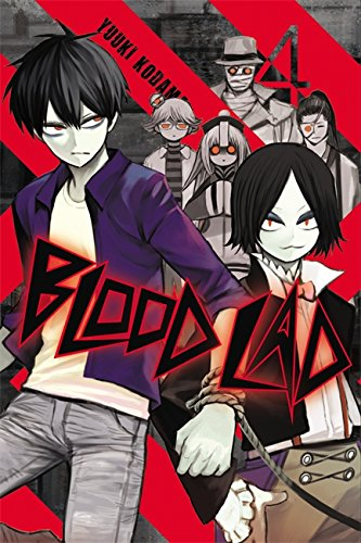 Blood Lad, Vol. 4 (Tapa Blanda)