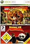 Pack Lego Indiana Jones + Kung Fu Panda