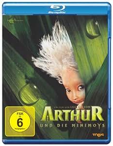 Arthur und die Minimoys [Blu-ray]