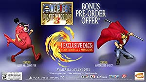 One Piece: Pirate Warriors 3 - PS4 [Digital Code]