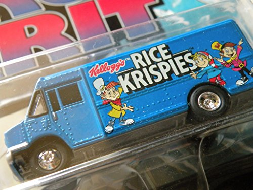 Johnny Lightning True Grit Rice Krispies Die Cast Van