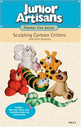 PK01: Sculpting Cartoon Critters