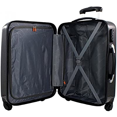 Valise Cabine RYANAIR David Jones - 4 roulettes
