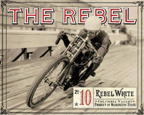 "2010 ""The Rebel"" White Blend 750 Ml"