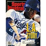 Darryl Strawberry Autographed 3/4/91 Sports Illustrated Magazine