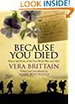 Because You Died: Poetry and Prose of...