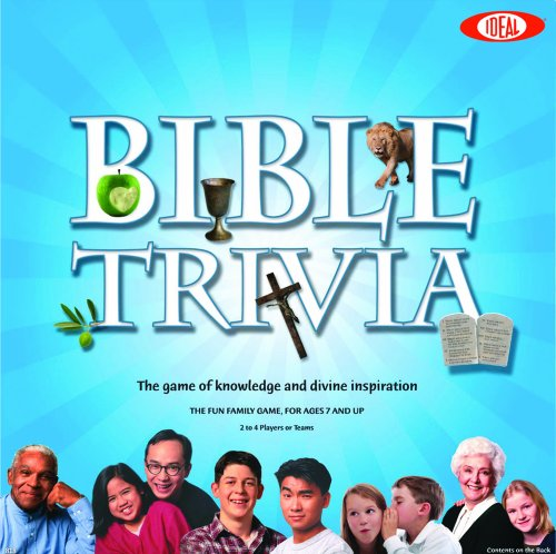 POOF-Slinky 0C818 Ideal Bible Trivia Game