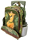 Scooby Doo Toddler Rolling School Backpack