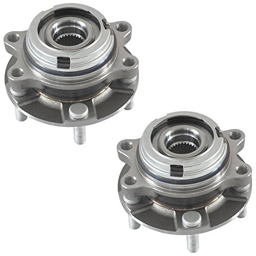 DRIVESTAR 513310X2 (Pair) New Premium FRONT Wheel Hub Bearing for a Nissan Murano Quest (Nissan Quest 2004 Wheel Bearing compare prices)