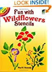 Fun with Wildflowers Stencils (Dover...