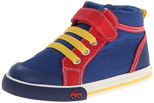 See Kai Run Boys' Skr Clark (Infant/Toddler) - Blue - 9 Toddler front-509770