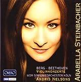 Berg, Beethoven: Violinkonzerte