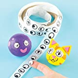 Eye Stickers Value Pack - Pack of 1000