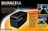 Duracell 852-1807 1,800 Watt Five Outlet Rechargeable Power Source