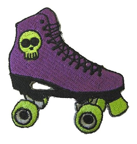 Purple Patch Roller Skate - 1