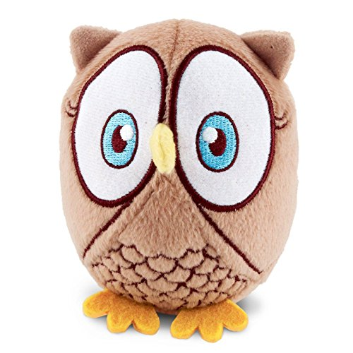 Owl Party Look Whoo's 1 Owl Plush (1)