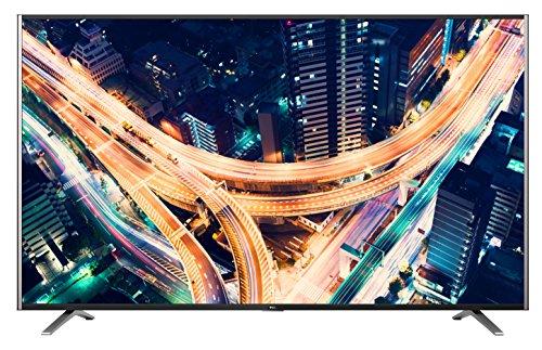 """TCL U65S7906 65"""" 4K Ultra HD Smart TV Wifi LED TV - Televisor (F, IEC, 4K Ultra HD, A+, Negro, 3840 x 2160 Pixeles, Plana)"""