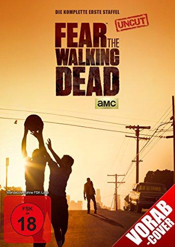 Fear the Walking Dead - Die komplette erste Staffel Steelbook [Blu-ray] [Limited Edition]