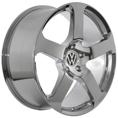 22 Inch VW Wheels Rims Chrome (set of 4)