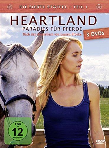 Heartland - Die siebte Staffel, Teil 1 [3 DVDs]