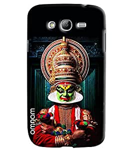 Omnam Tradition Of Indian Dance Printed Designer Back Cover Case For Samsung Galaxy Grand i9082