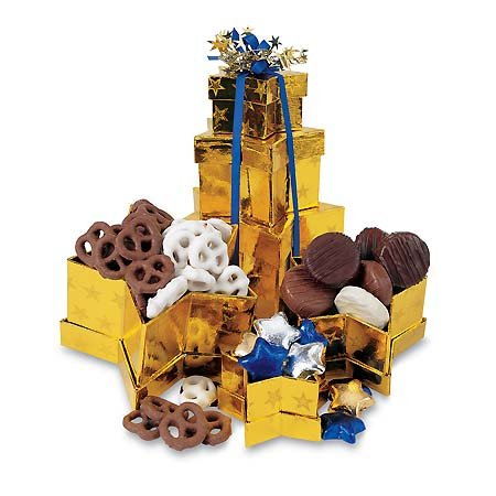Galaxy Gift Tower of Treats