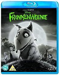 Frankenweenie [Blu-ray][Region Free]