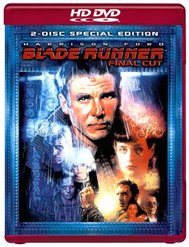 Blade Runner - Final Cut (+ DVD) [HD DVD]