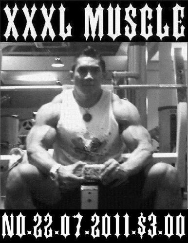 JASON W. NOSEWORTHY\'S XXXL MUSCLE MAGAZINE NO.22
