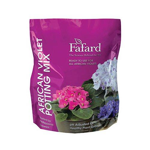 Conrad Fafard 4000805 African Violet Mix, 8-Quart (Fafard Potting Soil compare prices)
