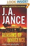 Remains of Innocence: A Brady Novel of Suspense (Joanna Brady Mysteries)