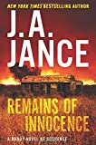 Remains of Innocence: A Brady Novel of Suspense <br>(Joanna Brady Mysteries)	 by  J. A. Jance in stock, buy online here