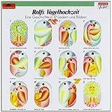 """Rolfs Vogelhochzeit. CD: Eine Geschichte in 12 Liedern und Bildernvon """"Rolf Zuckowski"""""""