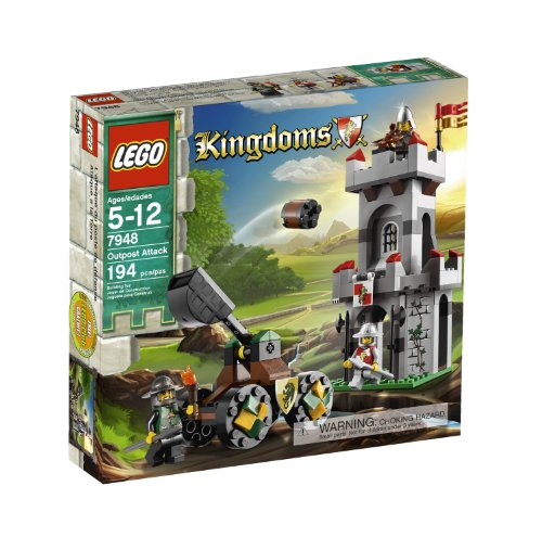 LEGO Kingdoms Outpost Attack 7948 Amazon.com