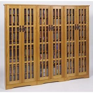 Amazon.com: glass door cabinet