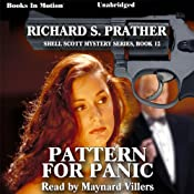 Pattern for Panic: Shell Scott Mystery Series, Book 12 | Richard S. Prather