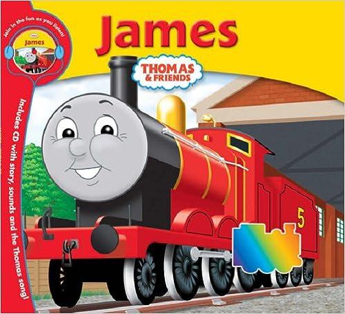 my Thomas Story Library James James my Thomas Story