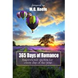 365 Days of Romance: Inspirational Quotes for Every Day of the Year (Annotated) (365 Days of Happiness Book 1) ~ Various Authors