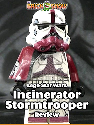 Review: Lego Star Wars Incinerator Stormtrooper Review on Amazon Prime Video UK