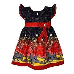 Wish Karo Party wear frock ctn017rd