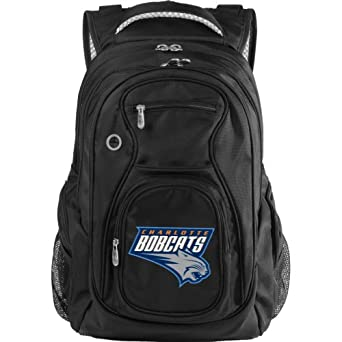 Buy Denco Sports Luggage NBA Charlotte Bobcats 19 Laptop Backpack by Denco