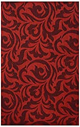 Ajit Creations Men's Kurta Fabric (AC30_Red)