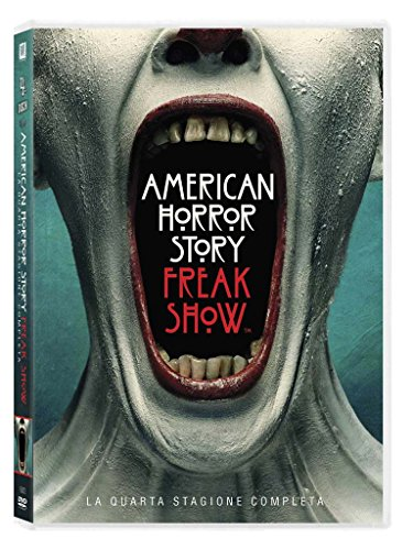 American Horror Story Freak Show - Stagione 4 (4 DVD)