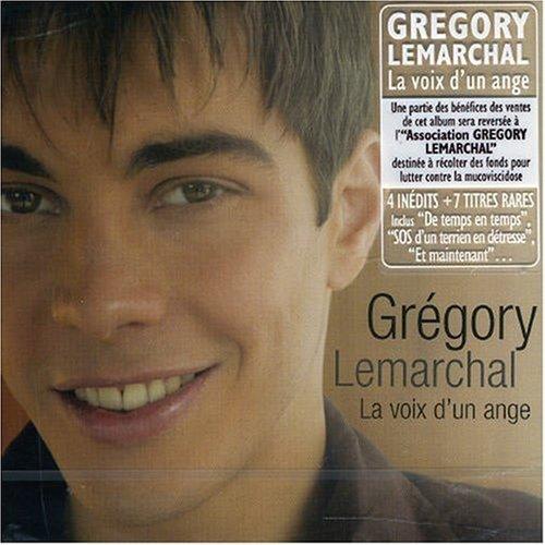La Voix D'Un Ange de gregory lemarchal  (cd 2007) preview 0