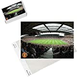 Photo Jigsaw Puzzle of Old Trafford Interior from Manchester United