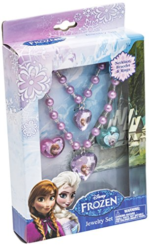 Frozen Jewelry Set