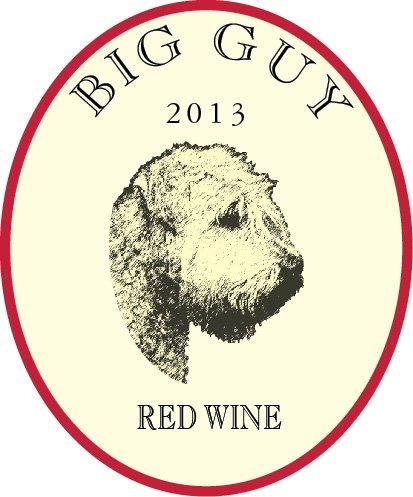 2013 Big Guy California Red Wine 750 Ml