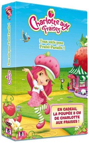 Charlotte aux Fraises - Tous unis pour Fraisi-Paradis (Edition limitée)